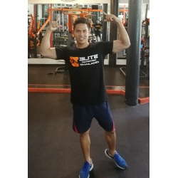 Elite Nutrition Thailand Logo - Black